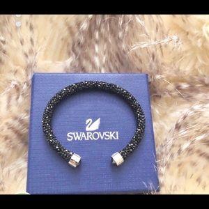 Swarovski Jewelry - NEW!! Swarovski Black Crystal Bracelet M